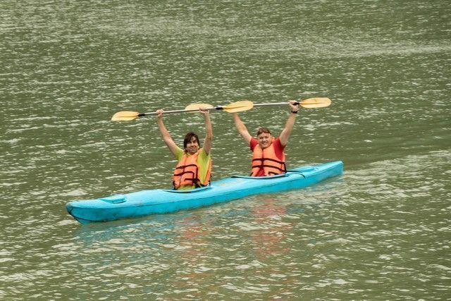 segundo día en la bahía de Halong (11)