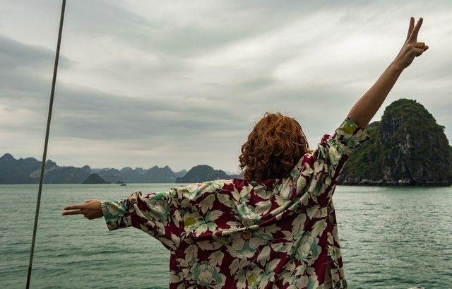 segundo día en la bahía de Halong (13)