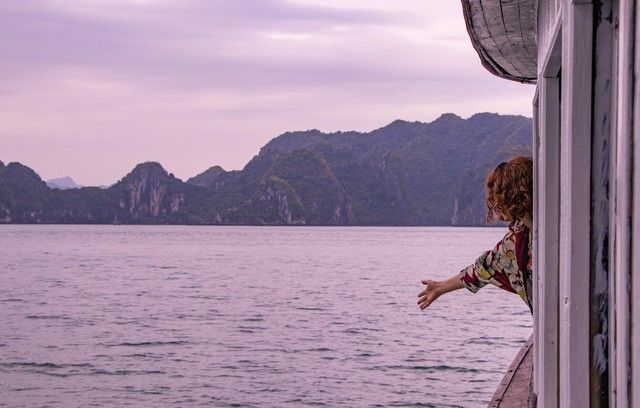 segundo día en la bahía de Halong (16)