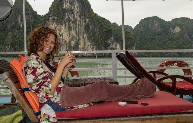 segundo día en la bahía de Halong (7)