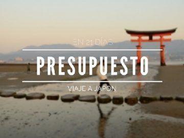 Japón: presupuesto de viaje