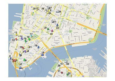 Mis planos de Nueva York