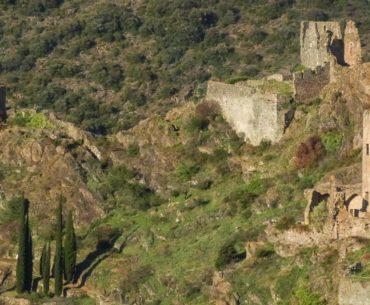 lastours castillos portada