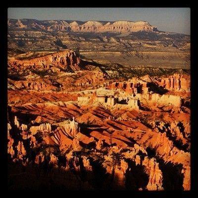 atardecer bryce canyon