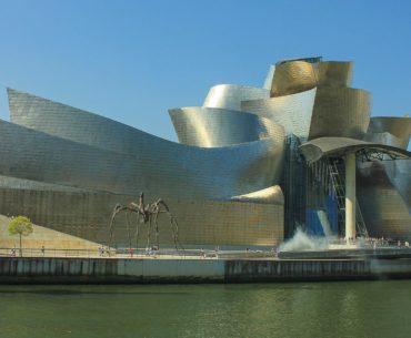 Guggenheim bilbao portada