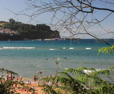 playa de la griega asturias portada