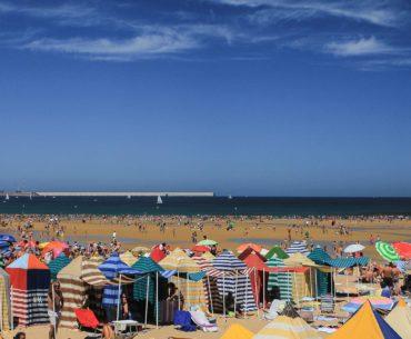 playa de san lorenzo gijon portada