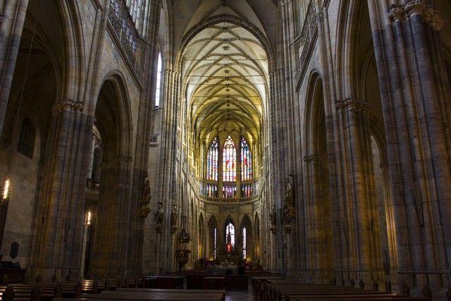 catedral de san vito castillo de praga