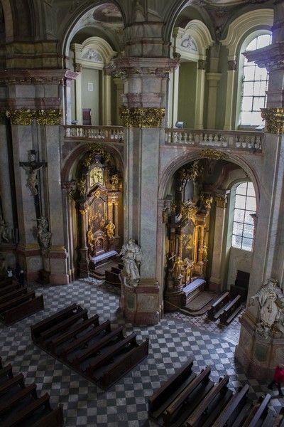 iglesia de san nicolas praga