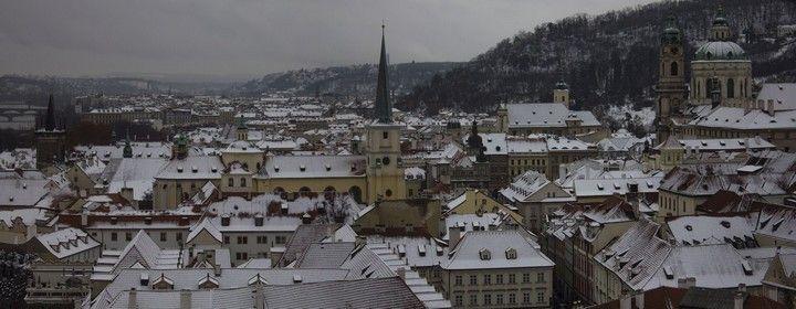 El Castillo de Praga y traslado a Budapest.