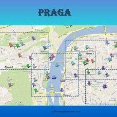 Mis mapas de Praga