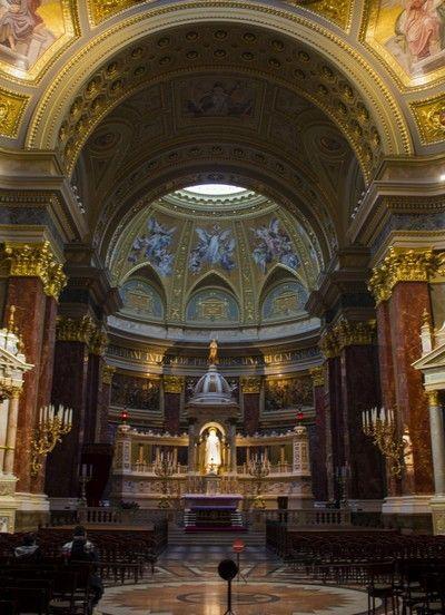 basilica de San Esteban Budapest 3