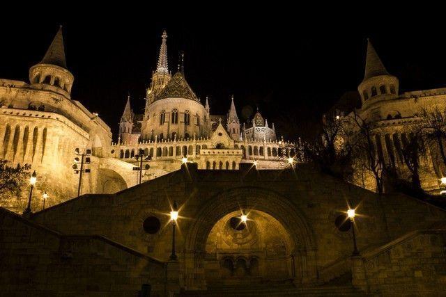 castillo de budapest 2