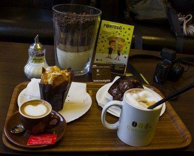 desayuno budapest