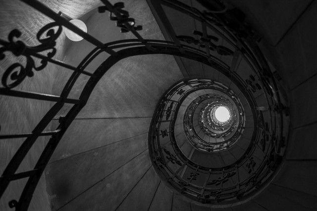 escalera basilica san esteban budapest