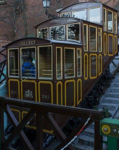 funicular budapest castillo de buda