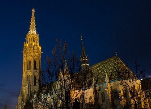 iglesia de matias budapest 2