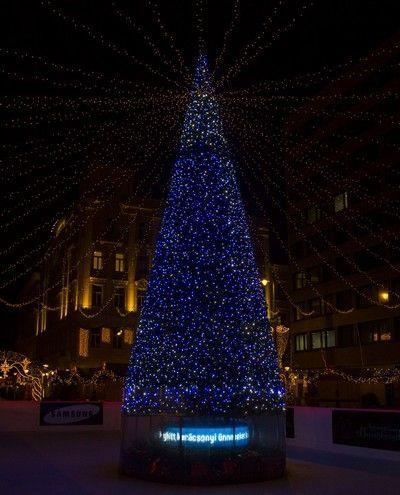 navidad budapest