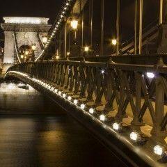 El Castillo de Budapest y paseo nocturno.