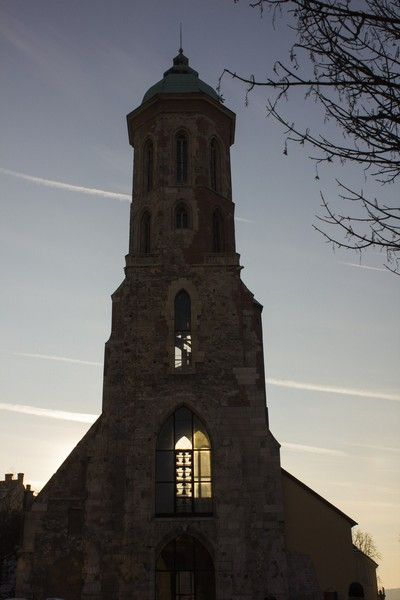torre de maria magdalena budapest