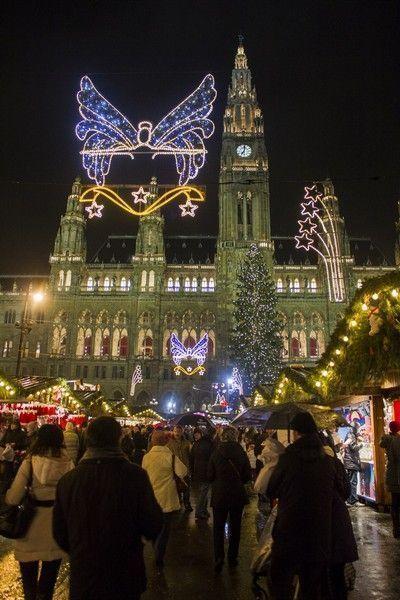 Rathausplazt mercadillo navideño 2