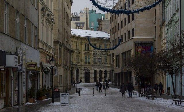 calles de bratislava navidad 2