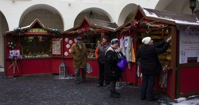 mercadillo navideño bratislava 2