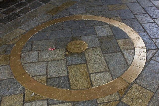 punto kilometrico cero eslovaquia