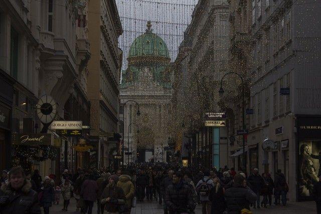 calles de viena en navidad 2