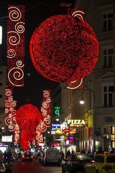 decoracion navideña viena