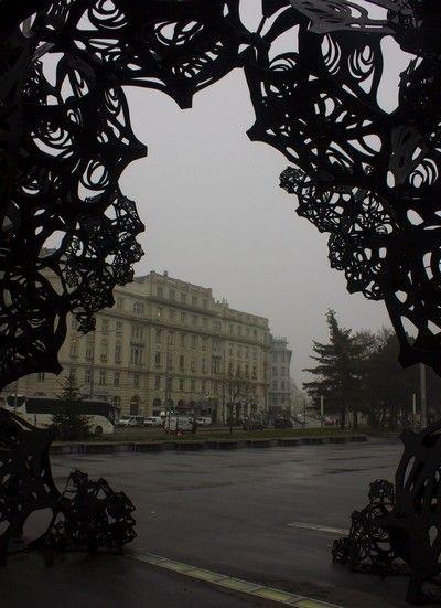 palacio de belvedere viena invierno 2