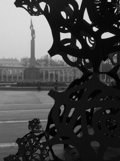 palacio de belvedere viena invierno