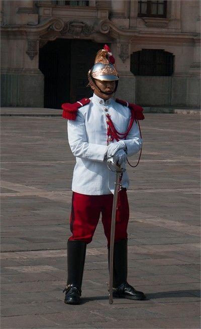 guardia palacio presidencial lima peru