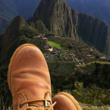 Una vuelta a El Perú con mis Panama Jack