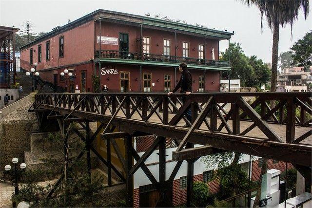 puente de los suspiros lima peru