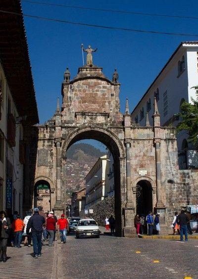 La merced cuzco peru