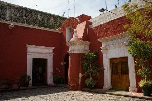 Santuari Iglesia de Santa María de Arequipa