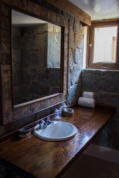 baño eco inn valle del colca peru