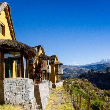 De Arequipa al Cañón del Colca.