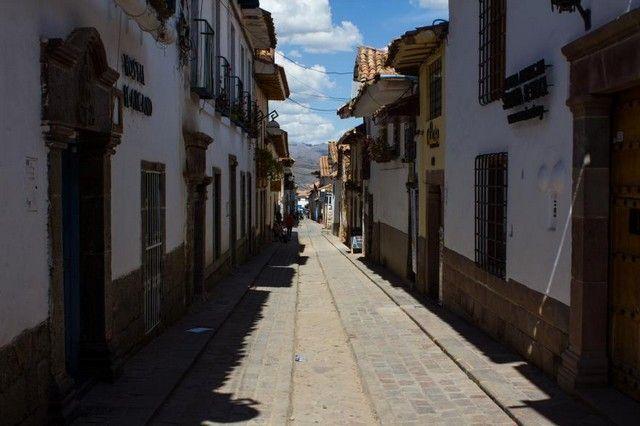 calles de cuzco peru 3