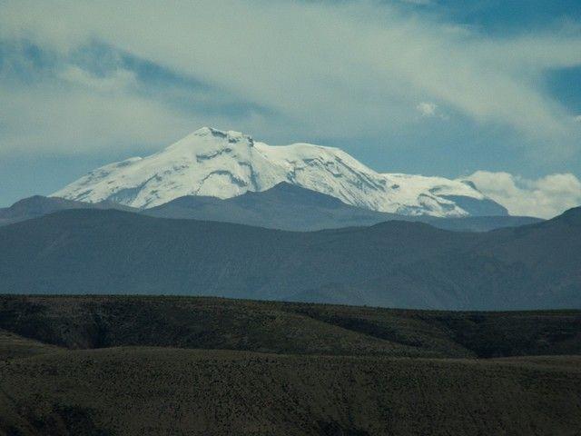 camino de arequipa a colca volcan
