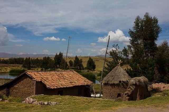 carretera de puca pucara a qenco cuzco peru