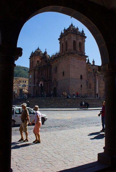 catedral de cuzco peru