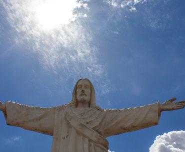 cristo blanco cuzco portada