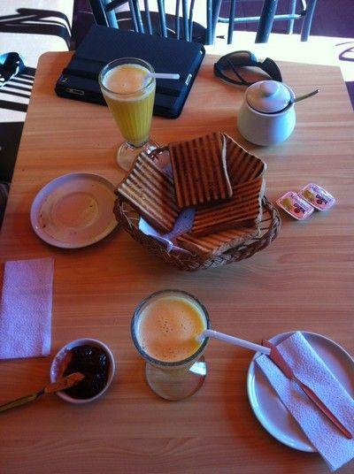 desayuno cuzco peru