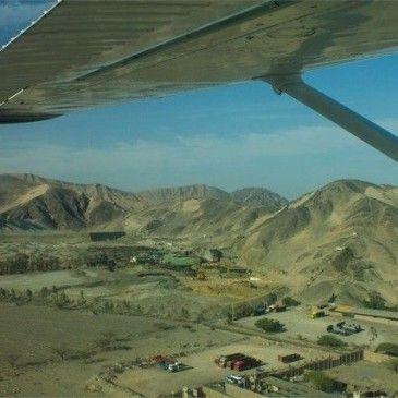Sobrevolando las Lineas de Nazca y más.
