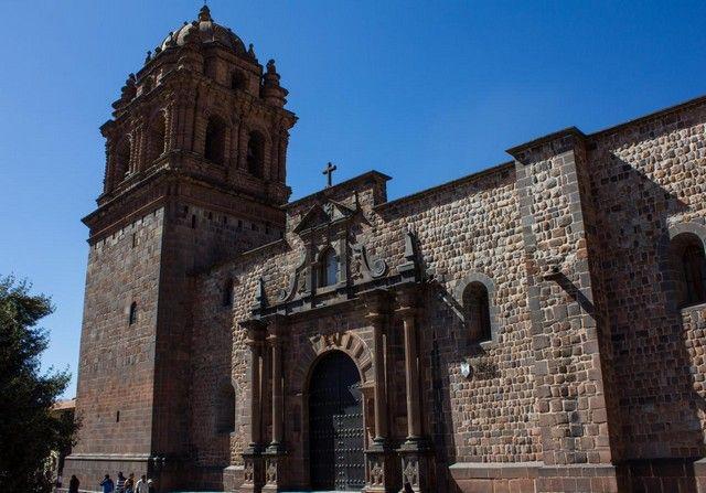 iglesia de san francisco cuzco peru