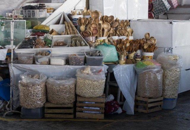 mercado de san pedro cuzco peru