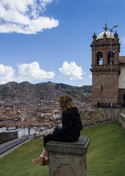 miradores de cuzco peru