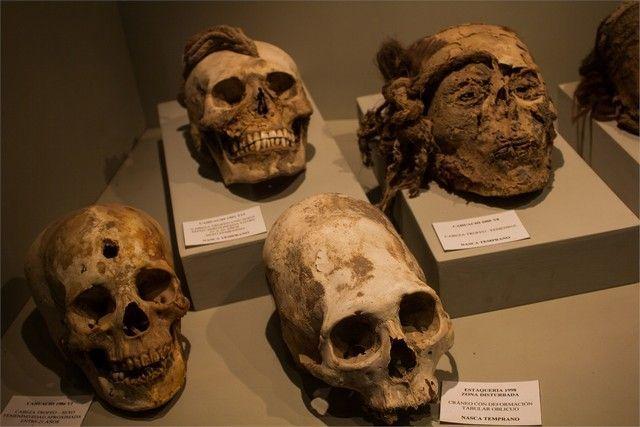 museo antonelli nazca peru